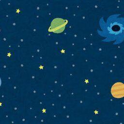 【とんでもない謎】なんで宇宙の惑星って全部丸いの?