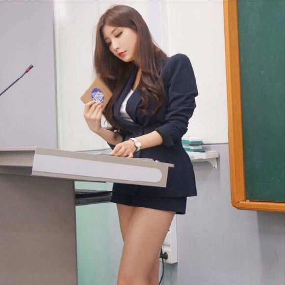 2】 - 韓国で最もエッチな先生(画像)