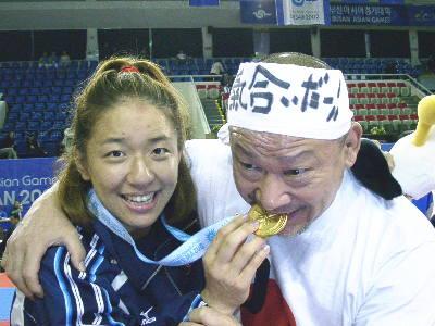 浜口順子が3歳年上一般人男性と結婚!2chでは「気合のアニマルの娘と勘違いした」「レスリング浜口京子か?」と間違い殺到!