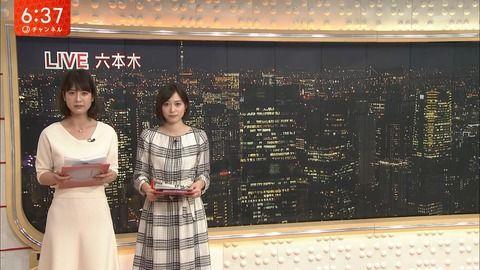 桝田沙也香 スーパーJチャンネル 19/04/17