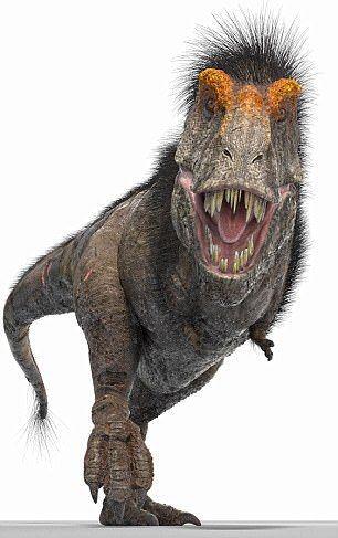 ティラノサウルスさんの最新画像、めちゃくちゃカッコイイwwww