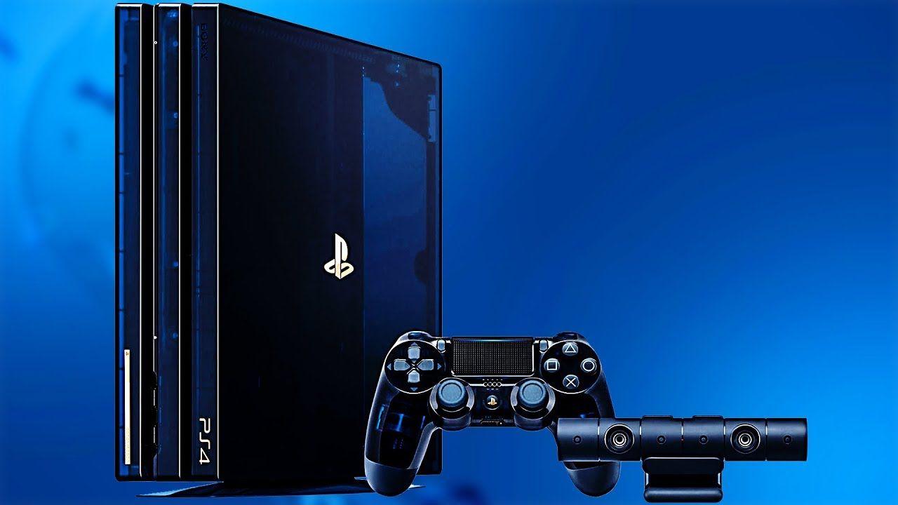 PS4Pro、特定の世代に刺さるスケルトンカラーを発売 全世界で5万台限定
