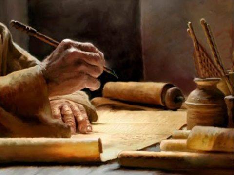 旧約聖書を書いたのは誰??