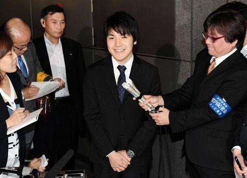【速報】眞子さまの婚約相手「小室圭」さんの記者会見!一問一答キターーーーー