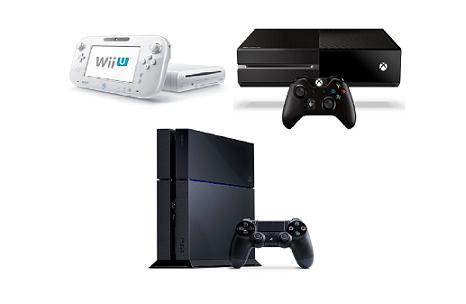 PS4「誰か買う」WiiU「誰も買わない」XB1「何処も売らない」