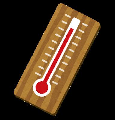 【悲報】東京の気温、バグる
