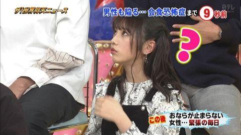 【乃木坂46】与田祐希ちゃん、金玉思い浮かべてて草w