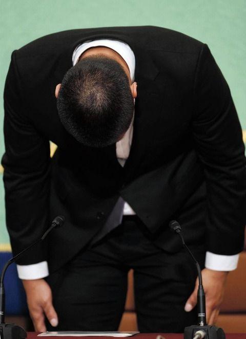 【アメフト】悪質タックル問題 井上コーチがトレンドワード急上昇
