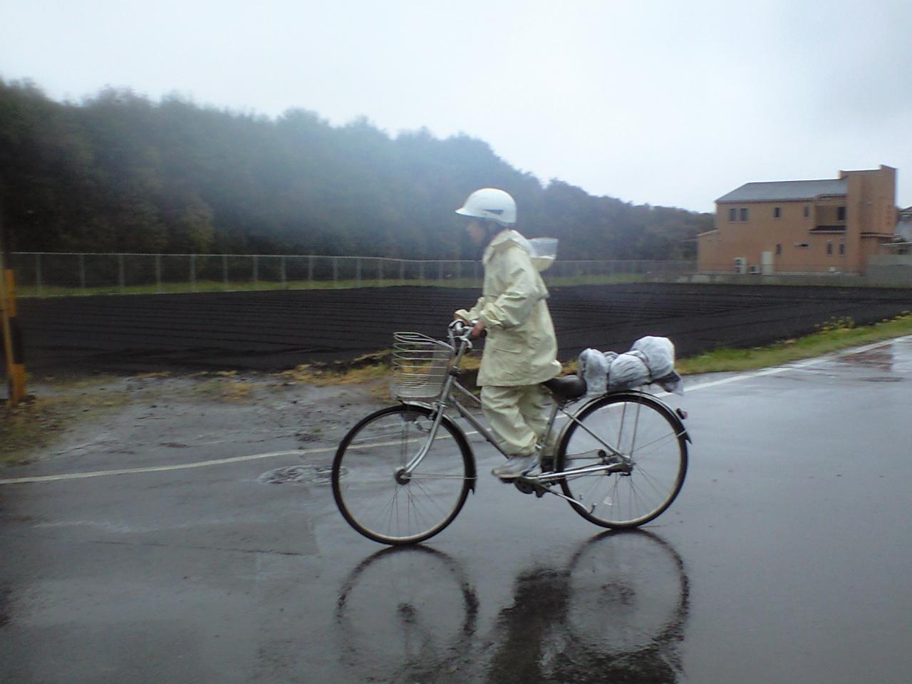 自転車の 通学自転車 : 自転車通学2