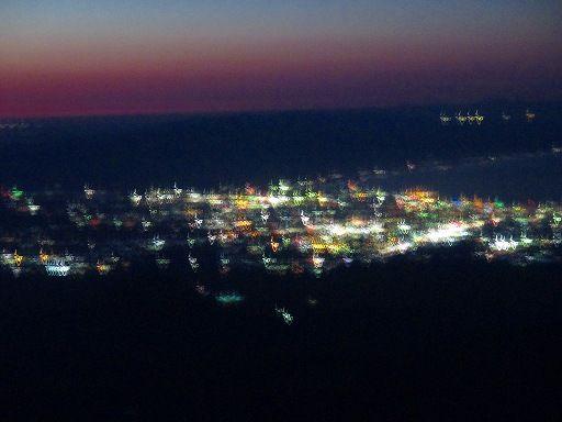 青森市 夜景