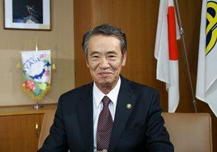 笠間綾瀬市長