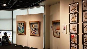 輝く生命の絵画展3