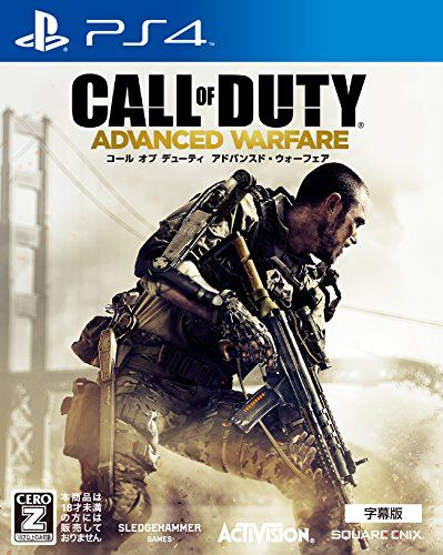 Activision「Call of Duty: Advanced Warfare」PS4