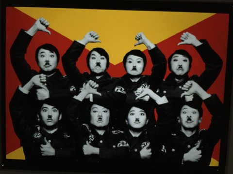 cube presents「ヒトラー、最後の20000年~ほとんど、何もない~」@本多劇場