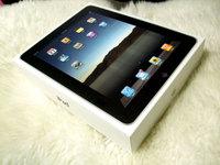 Apple iPad 到着 マイクがついててSkypeが使えるぞ篇