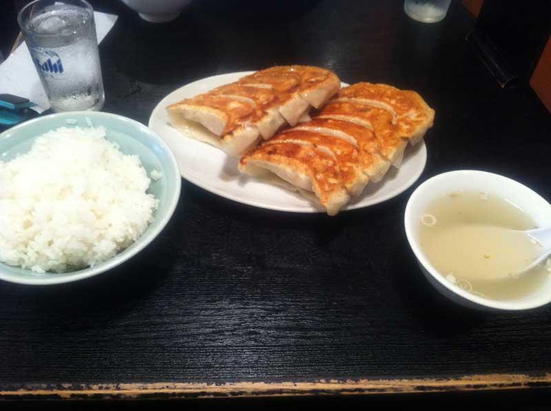 餃子専門店 天鴻餃子房@神保町