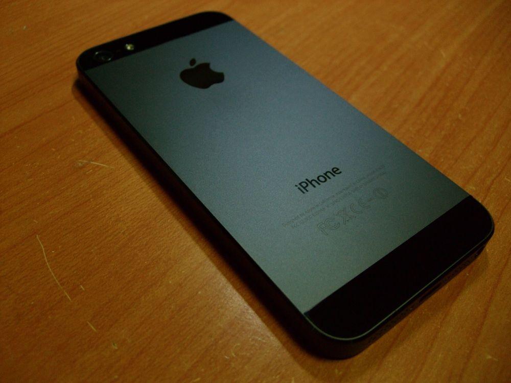 iPhone5をすぐに手に入れるには午前休を取ろう