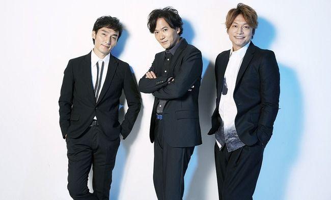 稲垣吾郎さん、草なぎ剛さん、香取慎吾さん3人揃って地上波に出演! テレ東の正月番組でついに見れるぞぉおおお