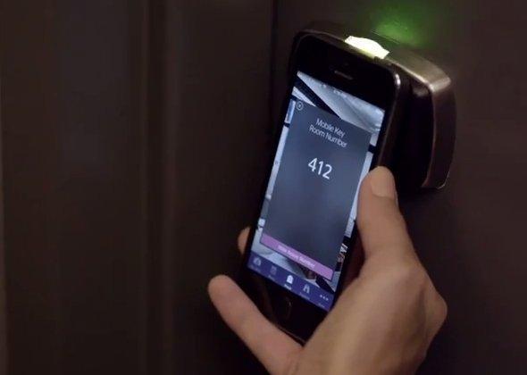 ヒルトンホテル、2019年までに全客室を「スマホ対応デジタルキー」に対応!