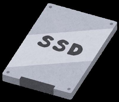 HDDからSSDにしたらPCが40秒で起動するようになってワロタwwwwww