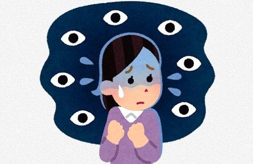 若者の7割が「視線ストレス」を感じていると調査で判明!原因は○○○の浸透が影響か!?