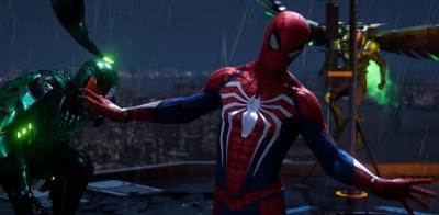 PS4のスパイダーマンのゲームのプレイ動画 これ神ゲー確定だろ・・・・・・