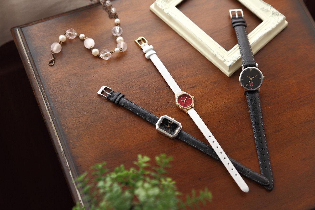 『アイドリッシュセブン』楽曲衣装イメージの腕時計は大人かわいい上品アイテム[オタ女]