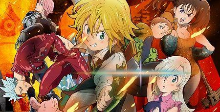 『七つの大罪』TVアニメ新シリーズの制作が決定!