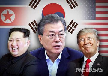 韓国政府、北朝鮮への独自制裁解除を検討