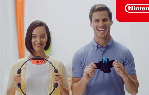 スイッチの健康ゲーム『リングフィットアドベンチャー』、メディアアンケートで46%が「絶対買う」と回答!爆売れくるぞおおお!!