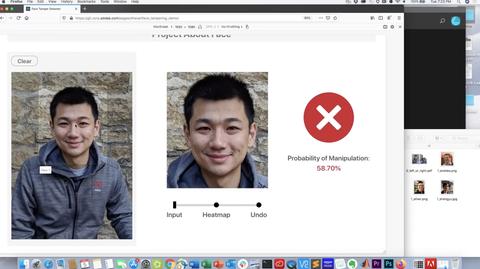 Adobe、加工された顔写真を検知して元に戻す技術「Project About Face」を披露してしまう