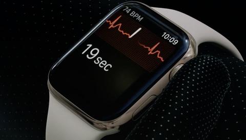 Apple Watch Series 4の心電図機能、日本では使用できないことが判明