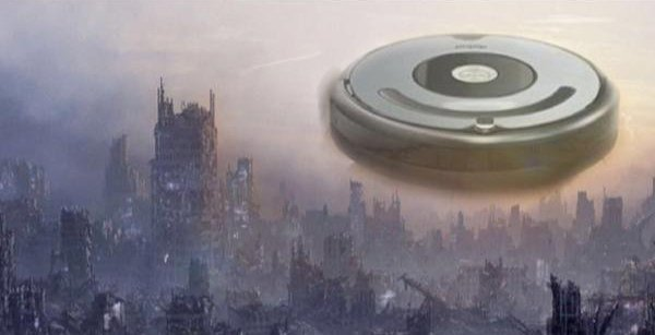 【悲報】お掃除ロボットが家を燃やし人類抹殺を謀る瞬間が激写される