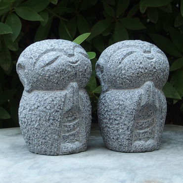 手彫りおじぞうさん(小)01