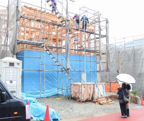苅田町新築工事3