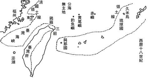 21清國領土線