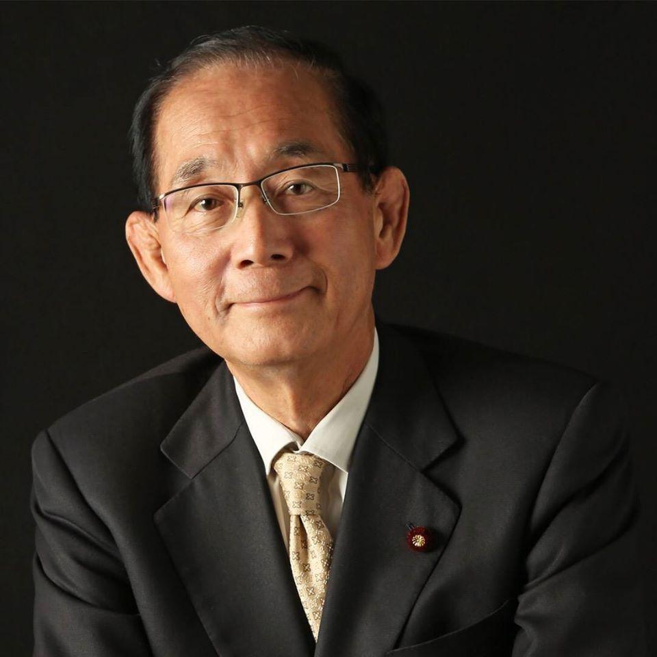 原田義昭フェイスブック