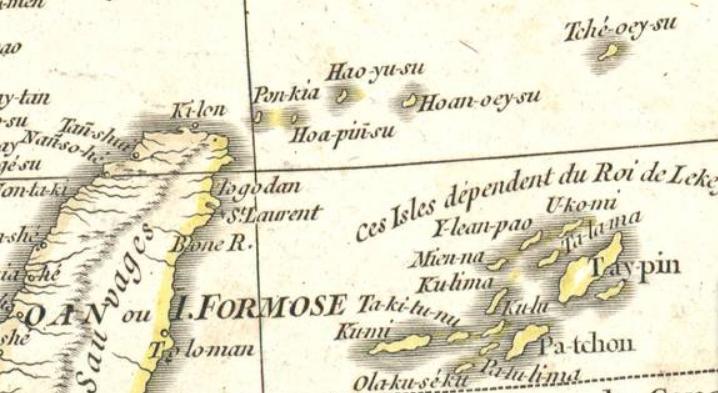 切又1752ダンビル圖スペイン文部省