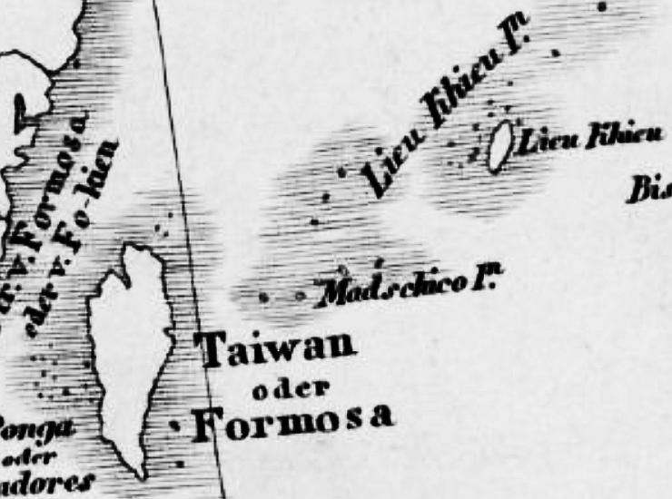 Stieler1840_Schul_Atlas_東印度圖_Eckert藏