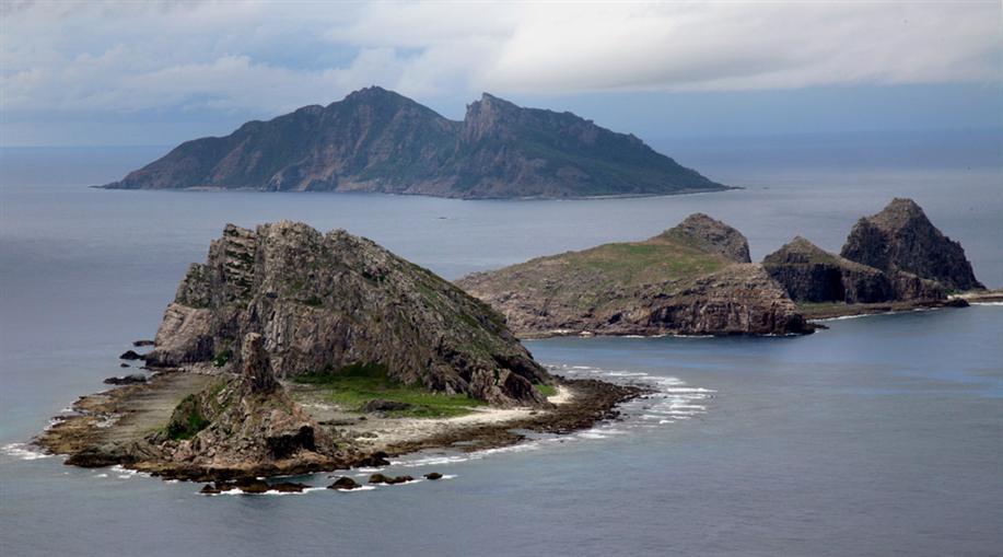魚釣島南北小島