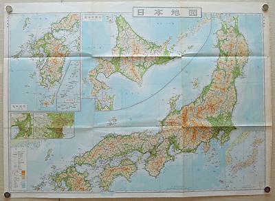 1967日本地圖