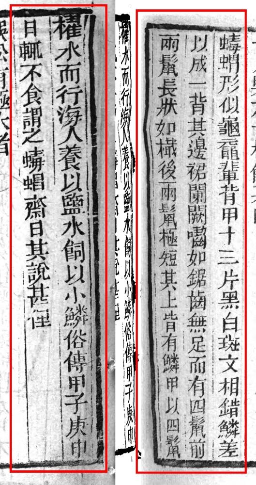 范成大桂海虞衡志_秘書廿八種11バイエルン藏