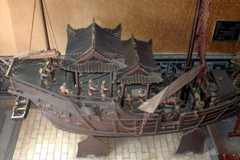 王爺祭模型