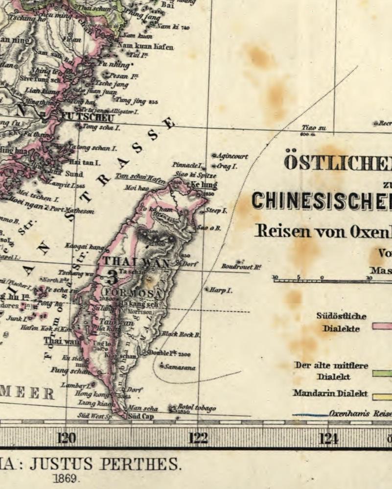 1869stieler切取伊井發見