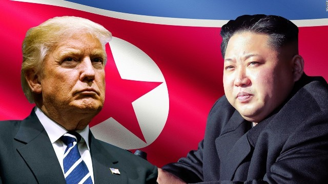 トランプ北朝鮮