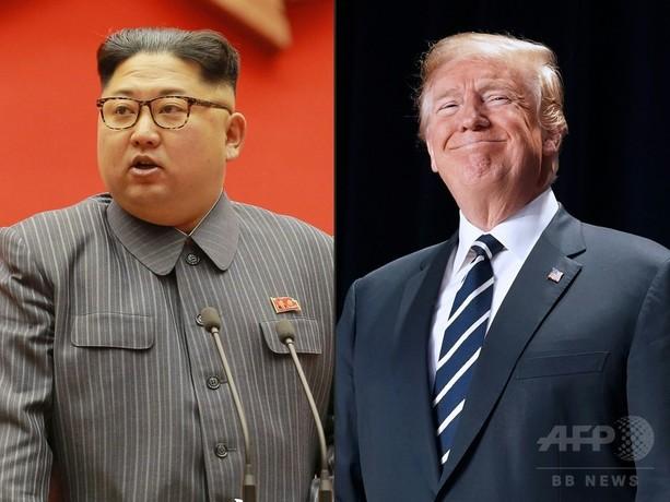 トランプ北朝鮮2