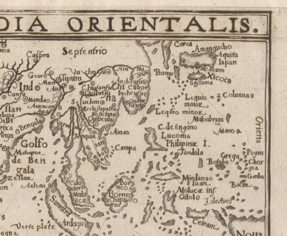 Wytfliet_1605_Lequio_India_Orientalis