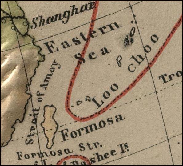 Sonnenschein1880_Relief_尖閣Asia_Rumsey2490065