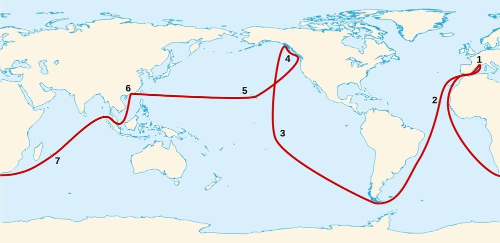 marchandの世界周遊wiki