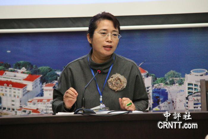 中國社會科學院李理副研究員